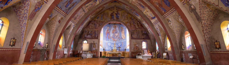 Une église envoutante