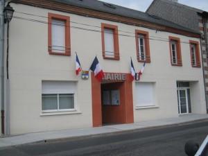 la mairie d'Alban