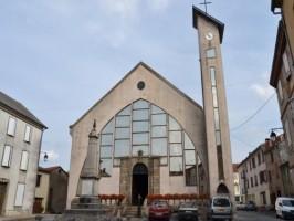 L'Eglise Notre Dame d'Alban