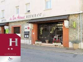 """Hôtel """"Au Bon Accueil"""""""