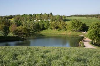 Plan d'eau de la Franquèze