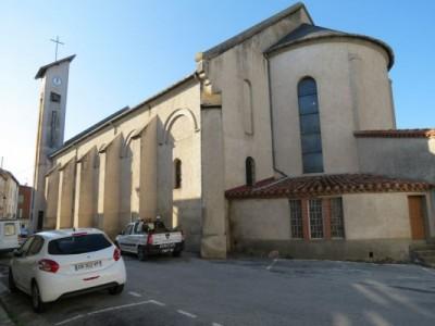 Rénovation de l'Eglise (tranche 1)
