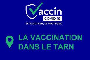 Deuxième campagne de vaccination dans le TARN